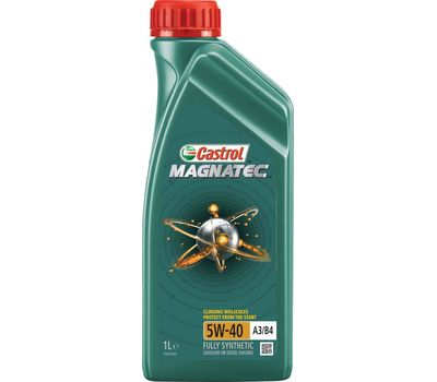 Масло CASTROL Magnаtec 5W40 1л синт.
