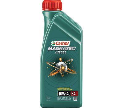 Масло CASTROL Magnаtec10W40 1л п/с