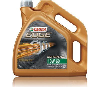 Масло CASTROL Edge Sport 10W60 4л