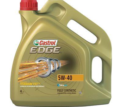 Масло CASTROL Edge 5W40 4л