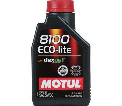 Масло MOTUL Eco-lite 5W30 синт. 1л.