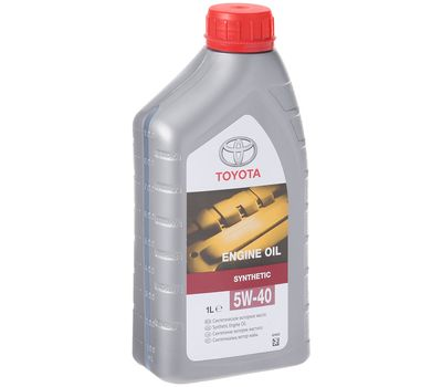 Масло моторное Toyota 5W40 1л