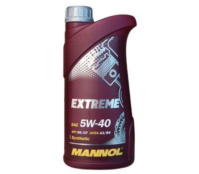 Масло Mannol Extreme 5w40 синт. 1 л.