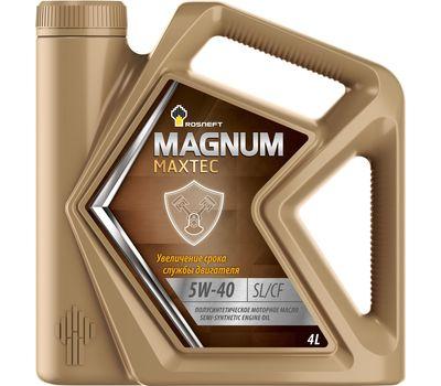 Масло RN Magnum Maxtex 5W40 SL/CF 4л