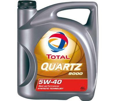 Масло Total Quartz 9000 5W-40 синт.4л.