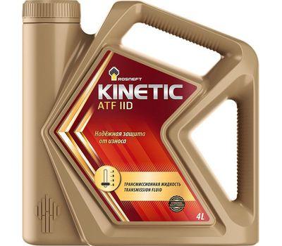 Масло RN Kinetic ATF II D 4л