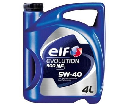 Масло ELF EVON.900 NF 5W-40 синт. 4л.