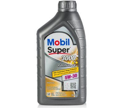 Масло MOBIL Super 3000 5w30 1л синт