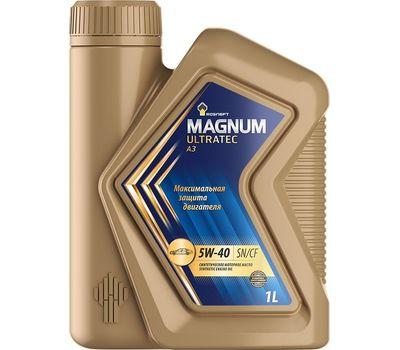 Масло RN Magnum Ultratex 5W40 SM/CF 1л