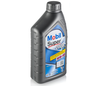 Масло MOBIL Super 2000 10w40 1л п/синт разлив