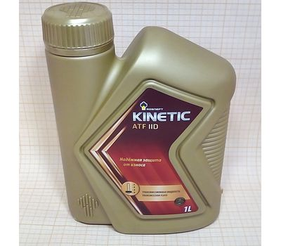 Масло RN Kinetic ATF II D 1л