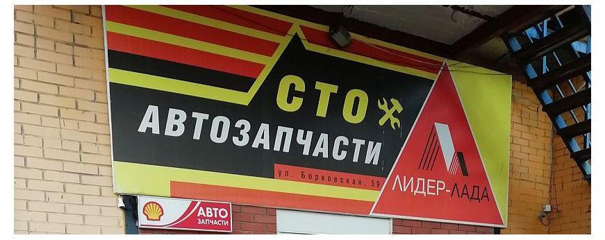 г. Тольятти, ул. Борковская, 59 (магазин и СТО)